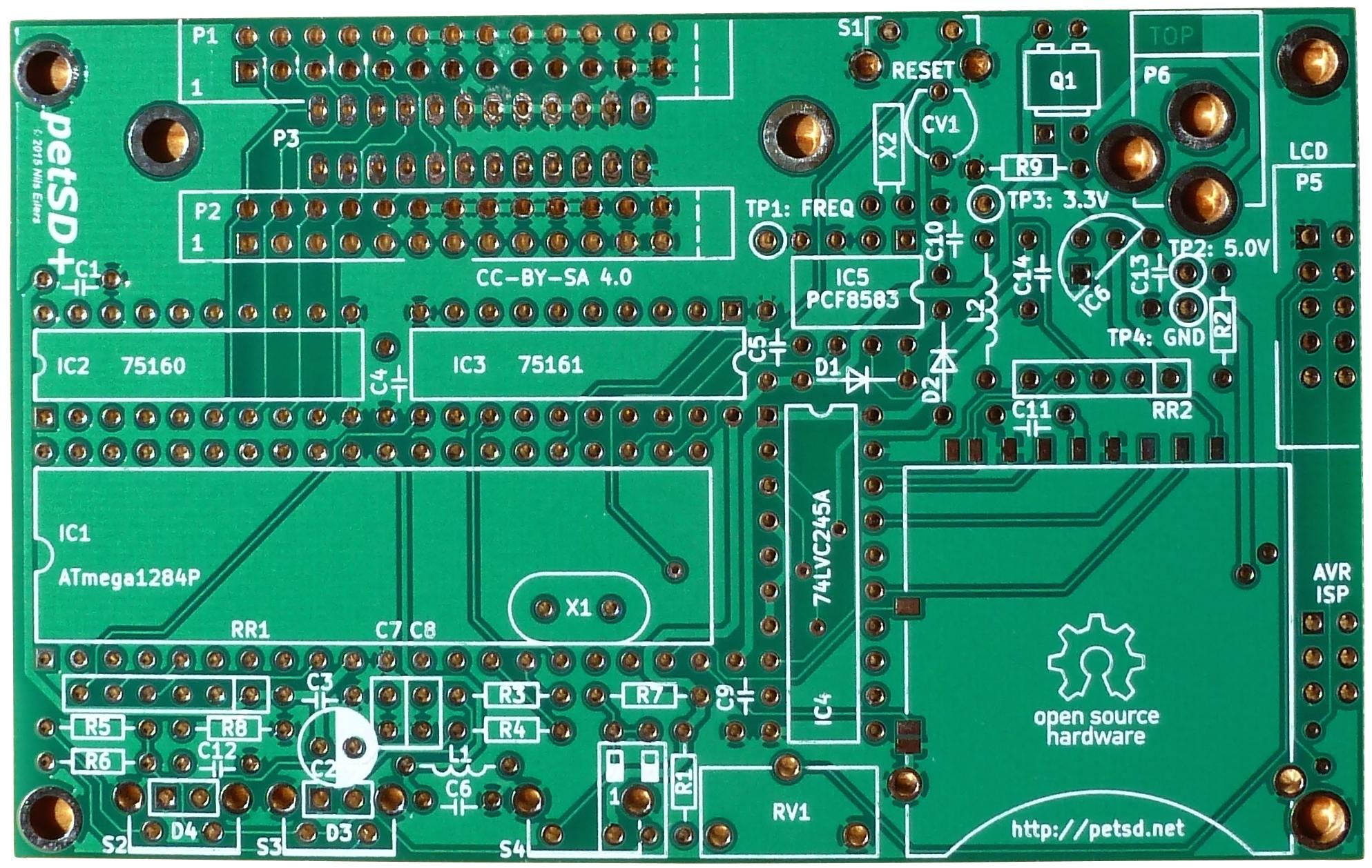 Commodore PET (PetSD - history)