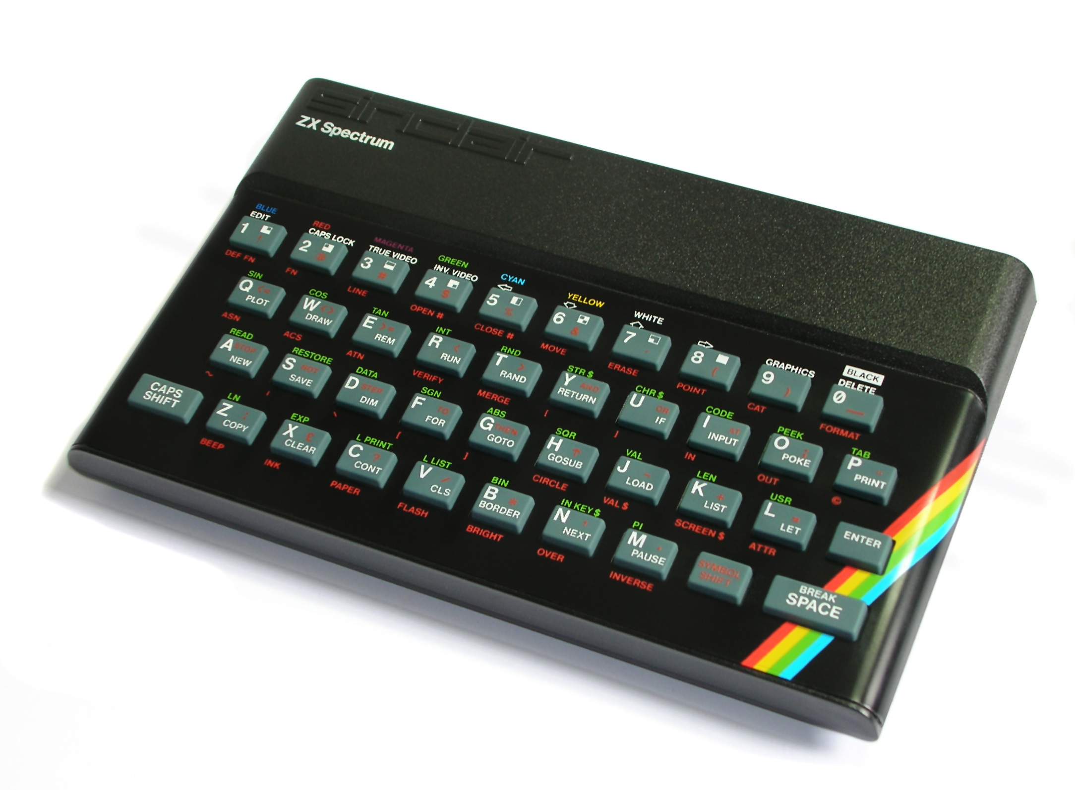 About - Sinclair ZX-81 - Games Database